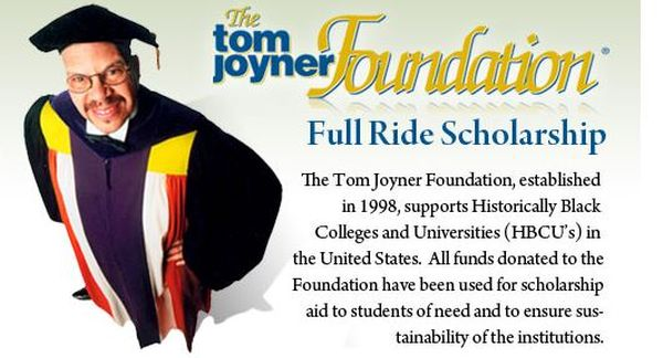 Image result for tom joyner foundation