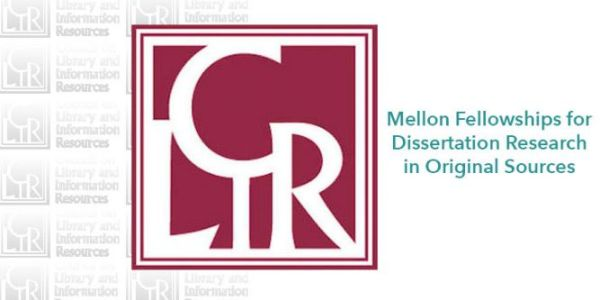mellon dissertation fellowships