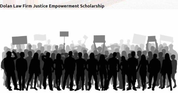 Dolan Law Firm Justice Empowerment Scholarship