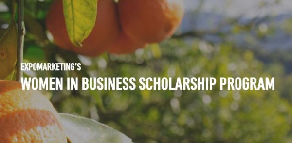 "The ExpoMarketing ""Women in Business"" Scholarship Program"