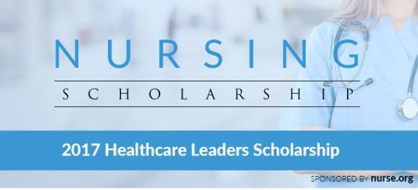 Nurse.org Healthcare Leaders Scholarship