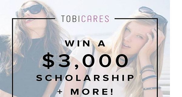 TOBI CARES Scholarship