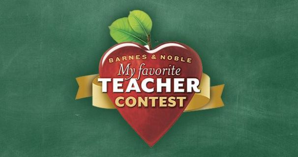 barnes and noble teacher essay contest Barnes & noble: my favorite teacher contest  money smart essay contest   the student needs to write an essay, poem, or thank you letter (500 words or.