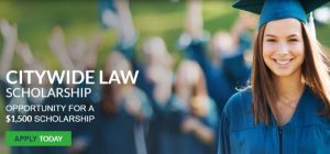 Citywide Law Scholarship