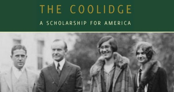The Coolidge Scholarship