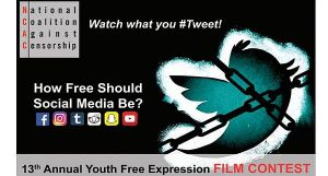 NCAC Youth Free Expression Film Contest