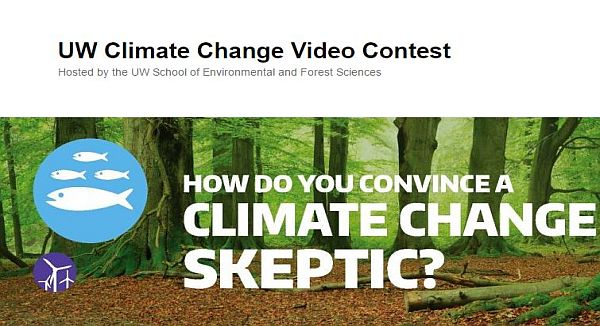UW Climate Change Video Contest