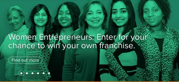 7-Eleven's Women Franchise Store Giveaway Contest