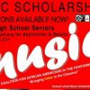 CAAPA Music Scholarship Program