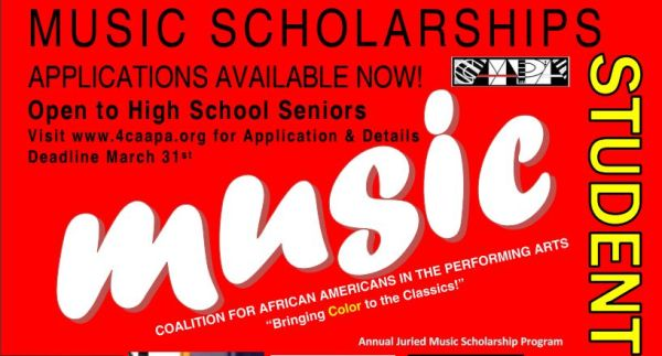 College music scholarships