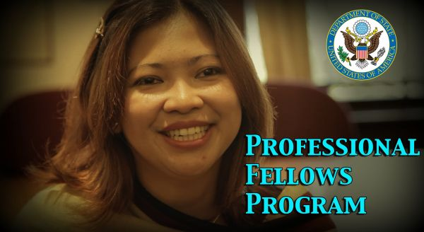 The Professional Fellows Program