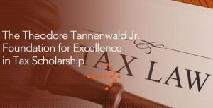 The Tannenwald Writing Competition