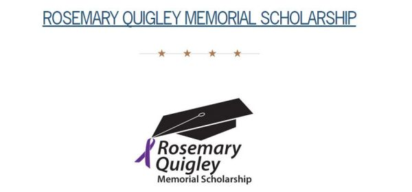 Rosemary Quigley Memorial Scholarship