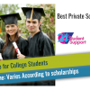 Best Private Scholarship for College Students
