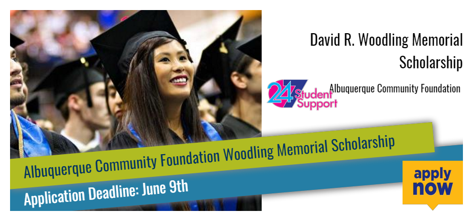 David R. Woodling Memorial Scholarship