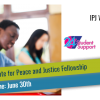 IPJ Women Peace Makers Fellowships