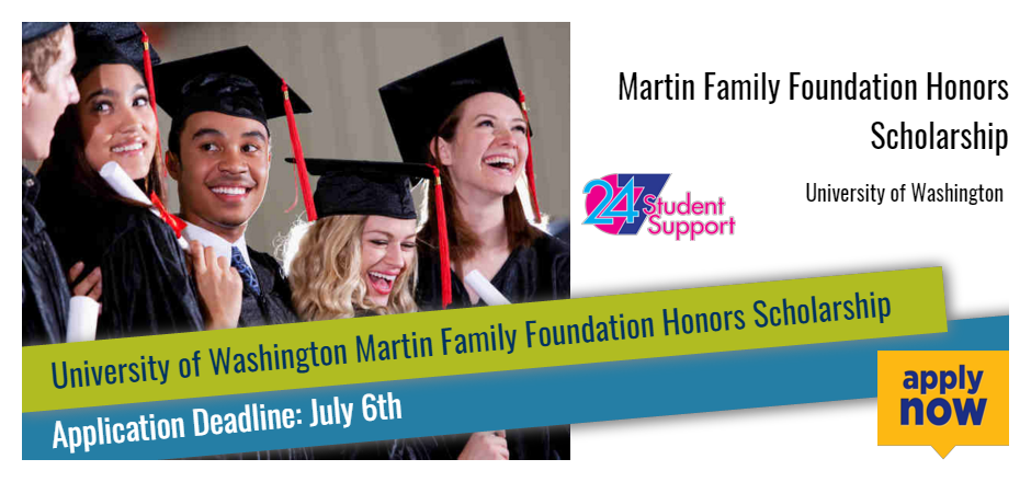 Martin Family Foundation Honors Scholarship