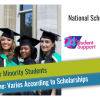 National Scholarships for Minority Students