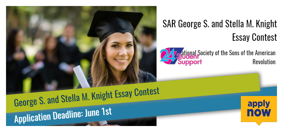 sar knight essay contest The delta chapter is proud to support the sar knight essay contest this contest, established in 1988, was originally named in honor of sar compatriot calvin coolidge.