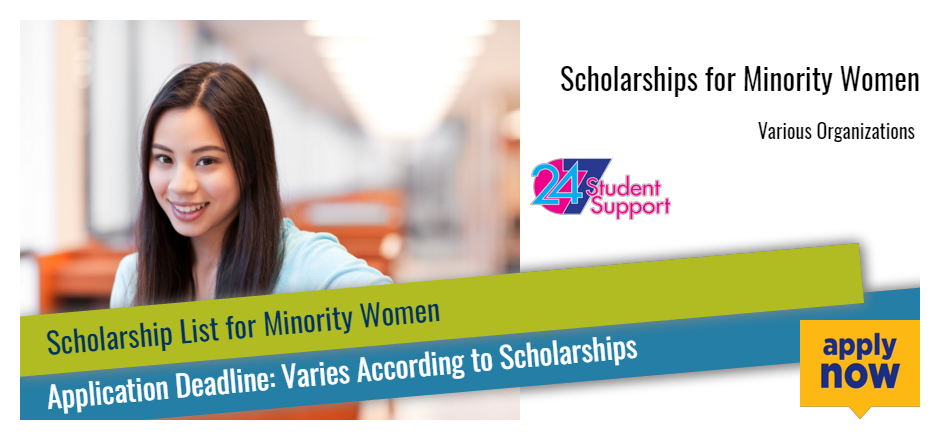 Scholarships for Minority Women
