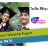 SunDoc Filings Scholarship Program