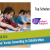 Top Scholarships Aid for Applying