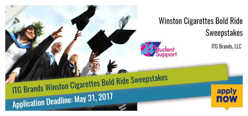 Winston Cigarettes Bold Ride Sweepstakes