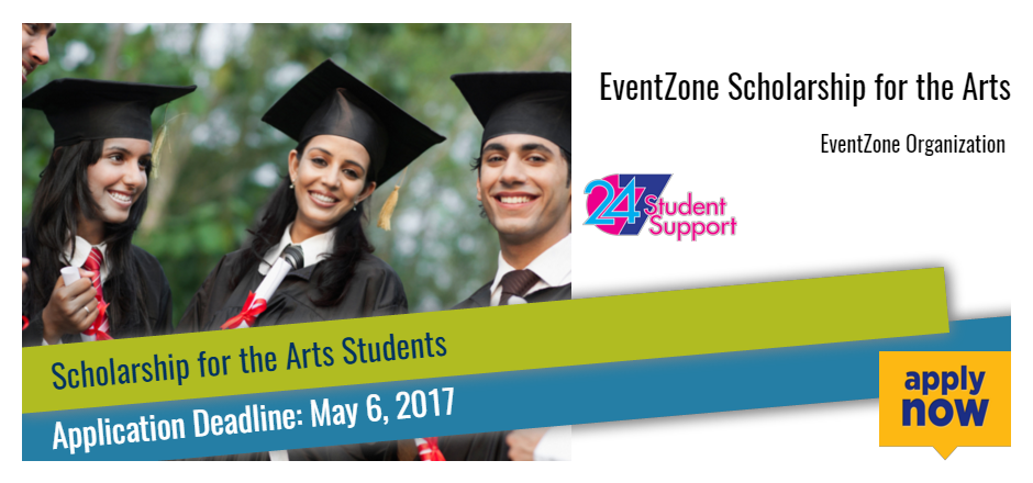 EventZone Scholarship for the Arts