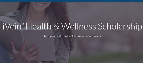 The iVein Health & Wellness Scholarship