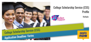 Know More About College Scholarship Service (CSS) Profile