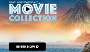 Disney Movie Rewards Movie Collection Giveaway Sweepstakes