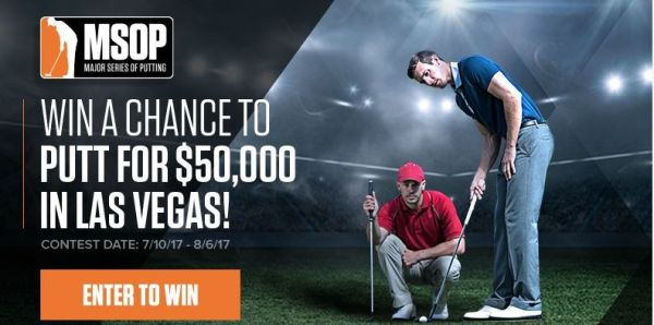 More Golf Today Sweepstakes