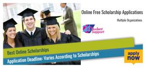Online Free Scholarship Applications