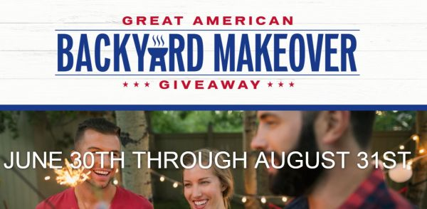 The Great American Backyard Giveaway
