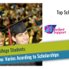 Top Scholarships for College Students