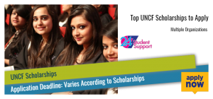 Top UNCF Scholarships to Apply