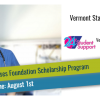 Vermont State Nurses Foundation Scholarships