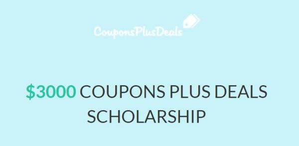 Coupons Plus Deals Save For Future Scholarship