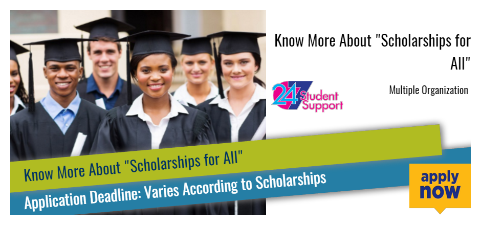"Know More About ""Scholarships for All"""