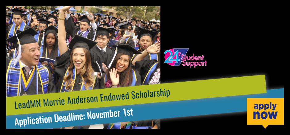 LeadMN Morrie Anderson Endowed Scholarship