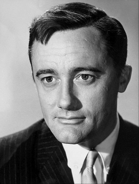 Robert Vaughn is a celebrity with a PhD.