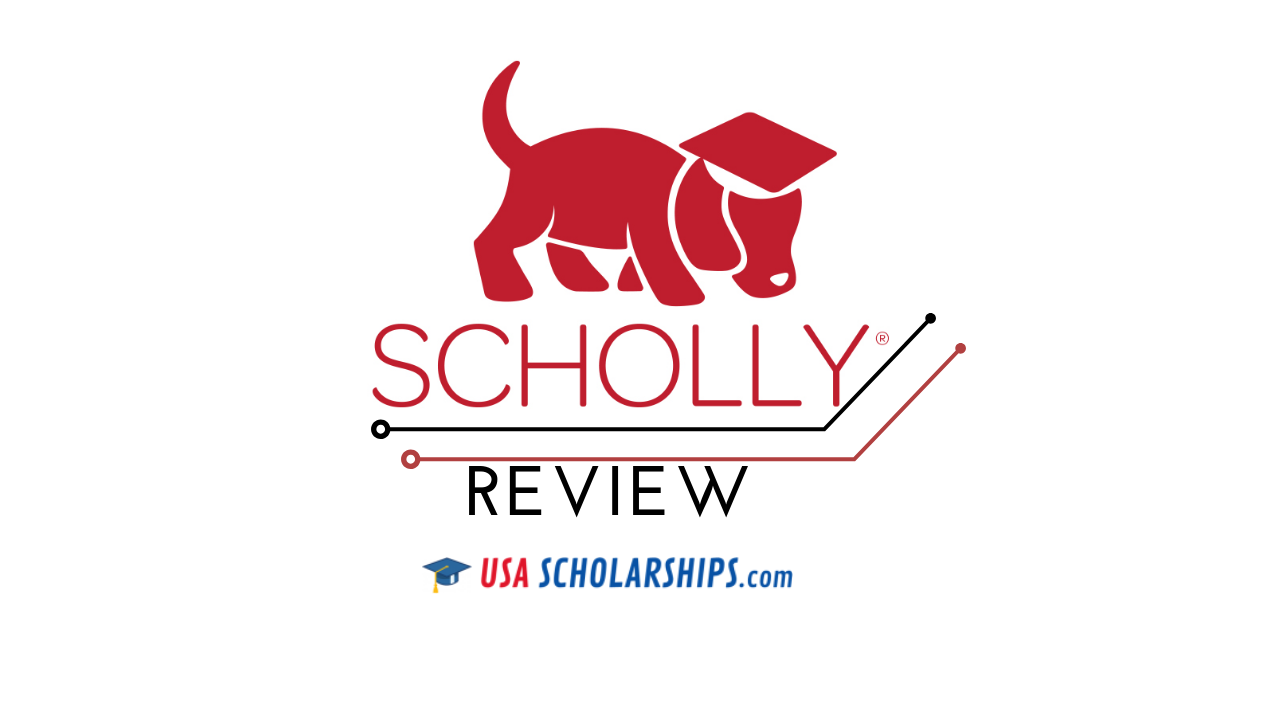 Scholly Review - USAScholarships.com