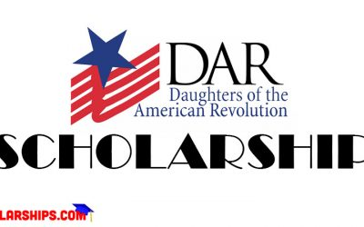 Daughters Of The American Revolution Scholarship